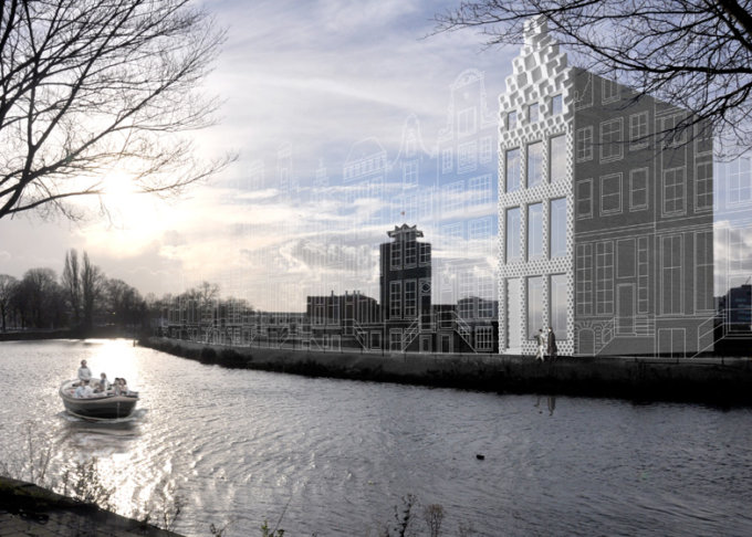 3D Printed Houses come into reality