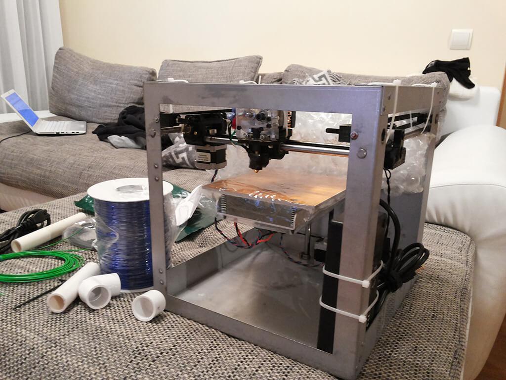 3D printer for home usage