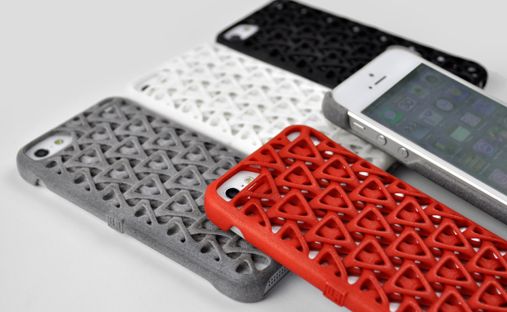 3D Printable Phone Case