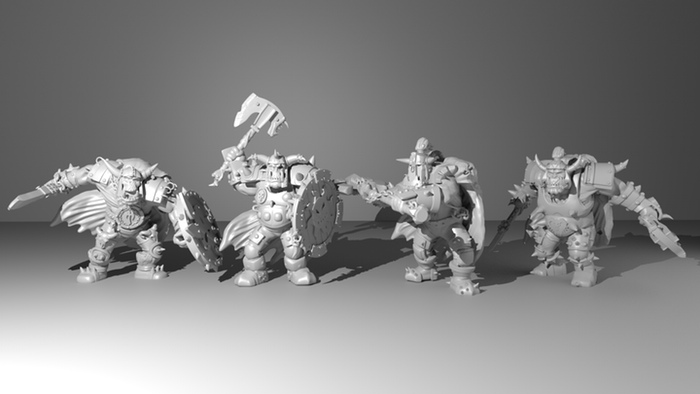 3D Printing Game Heroes: 3D Printing for Fun