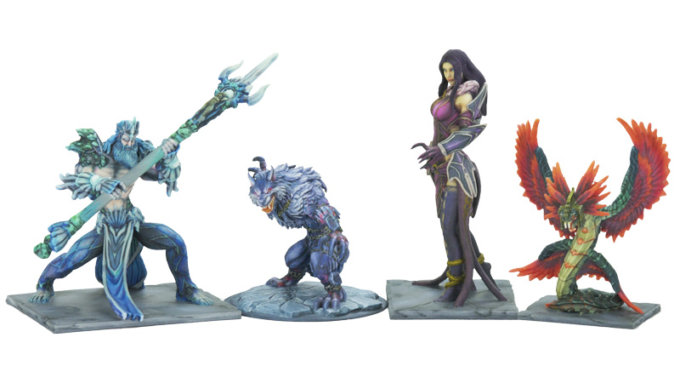 3D Printing of Video Games Figures/Content
