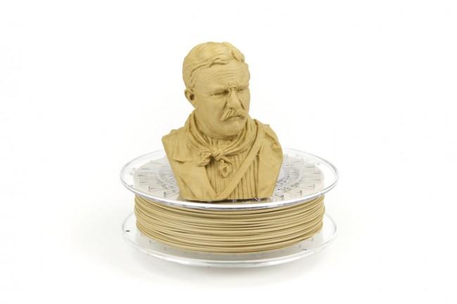 PLA 3D Print Filament Plus Bamboo