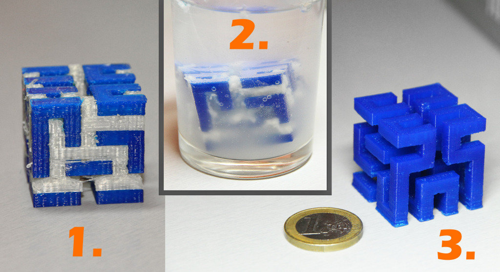 PVA Filament for 3D Printing