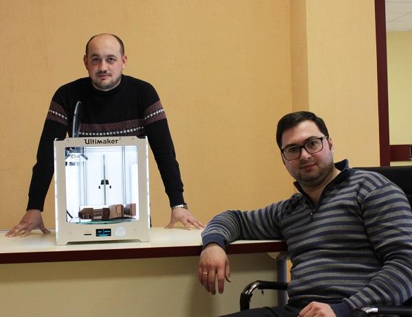 3D designers of Millennium Falcon 3D model