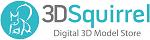 Paid 3D marketplaces