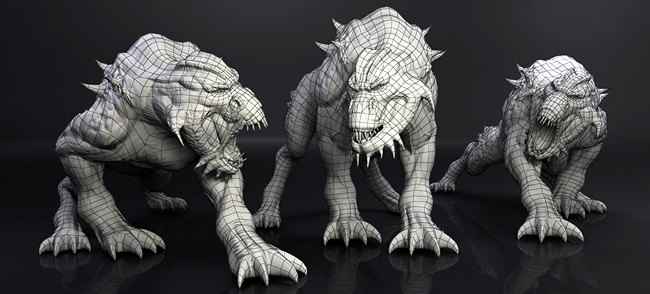 3d modeling beginners guide 3d printing blog gambody for Monster 3d model