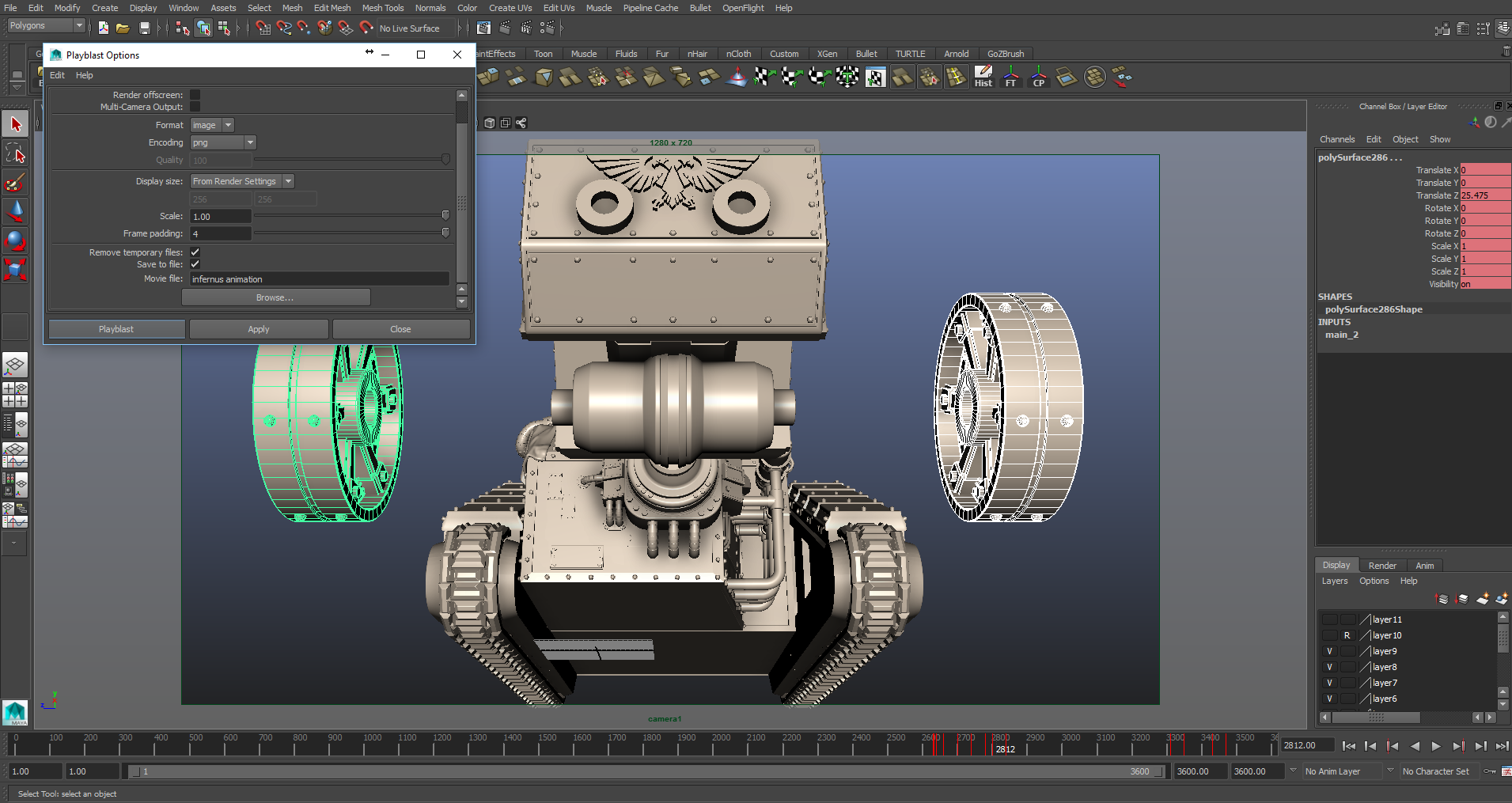 creating video for assembly models for 3d printing