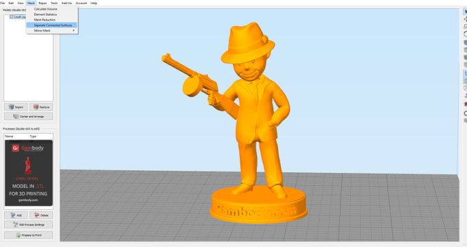 Simplify3D User Guidelines Offered by Gambody