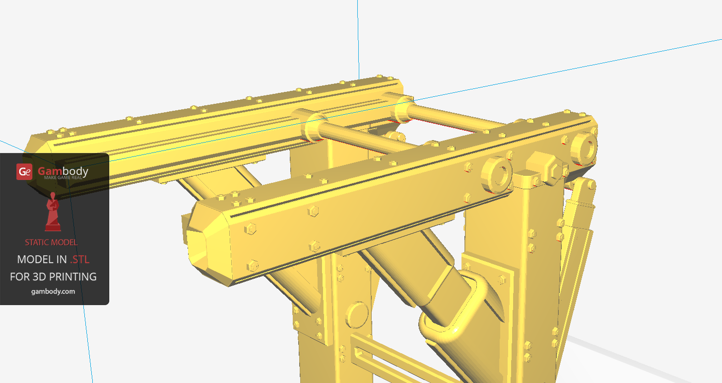 Drag STL files in Cura.