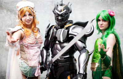 How about Cosplay 3D Printing?