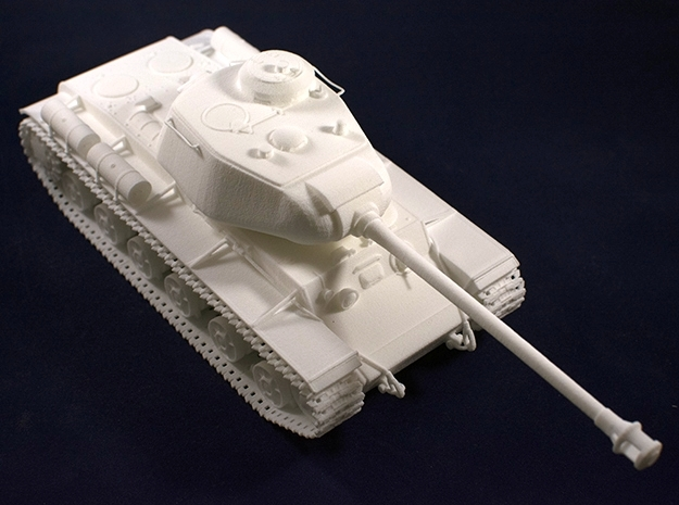 KV-1S tank 3d model