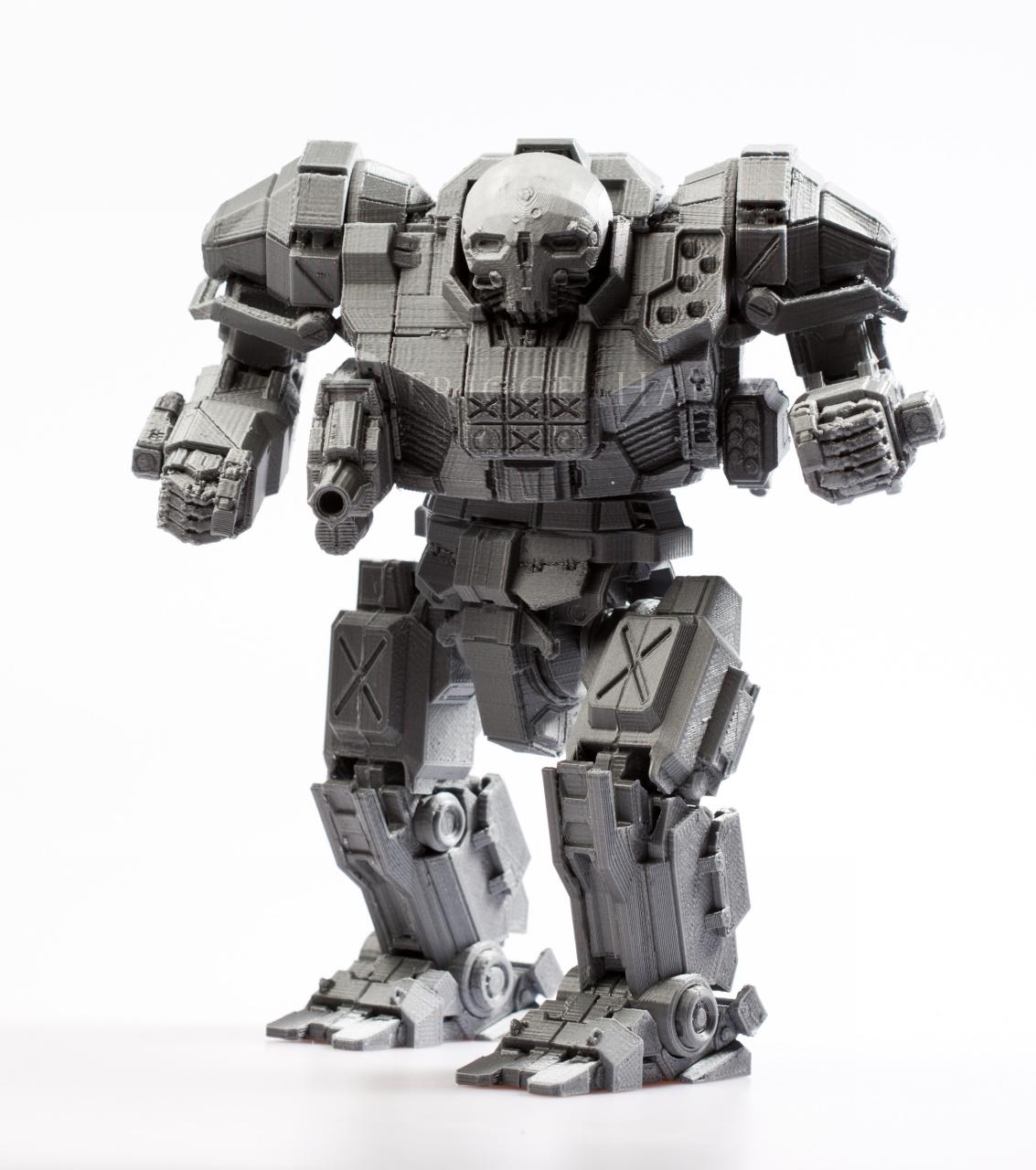 Poseable Atlas 3D model
