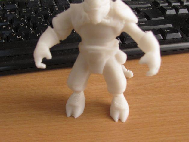 Riki Dota 2 3D models