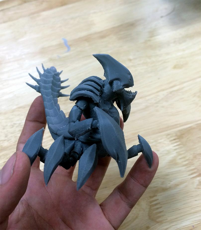 Sand King 3D model from DOTA 2