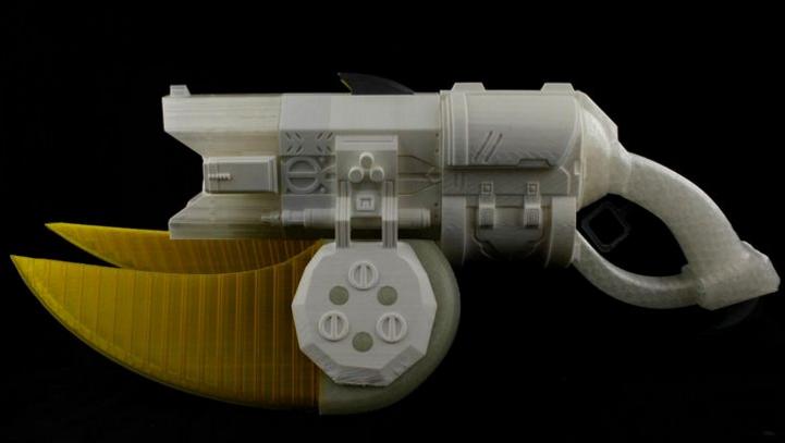 Top 10 3D Printed Video Game Guns - Gambody, 3D Printing Blog