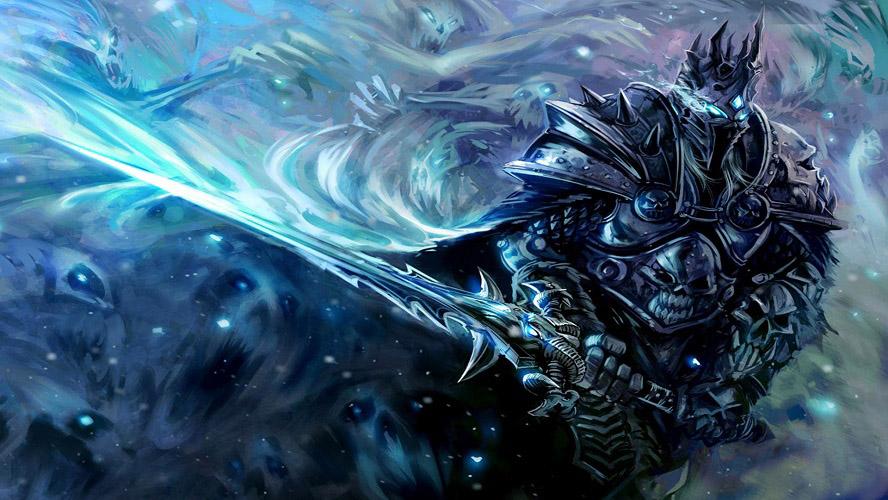 Top 10 World of Warcraft 3D Models