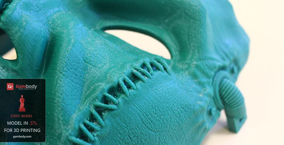 3DP Mask
