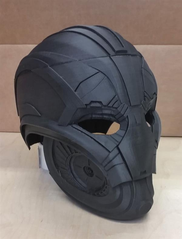 3D Printed Avengers: Age of Ultron Helmet