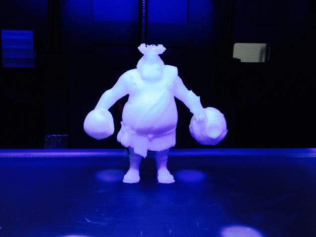 Smite 3D prints - Bacchus