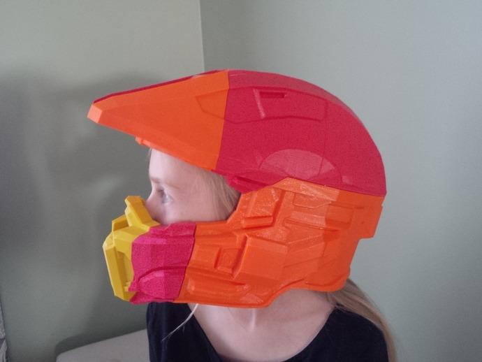 Destiny Dance Gif: Top 10 3D Printed Helmet Cosplay Props