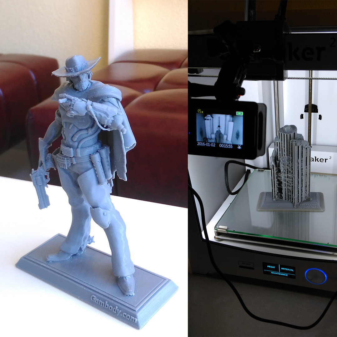 Gambody, 3D Printing Blog