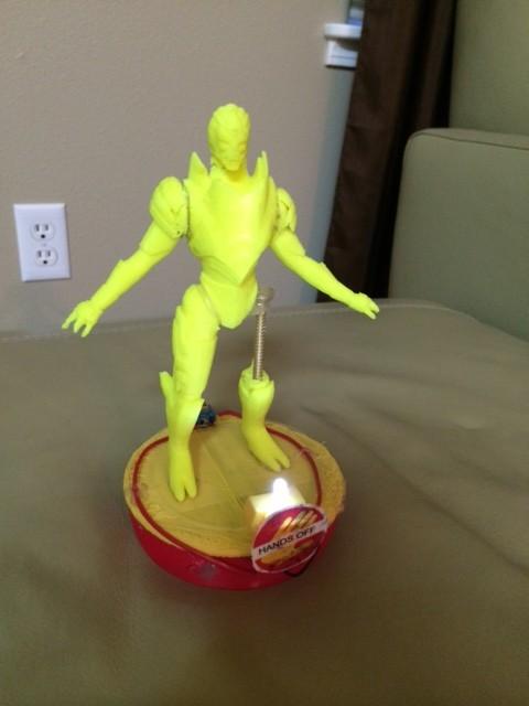 Garus Vakarian Mass Effect 3D models