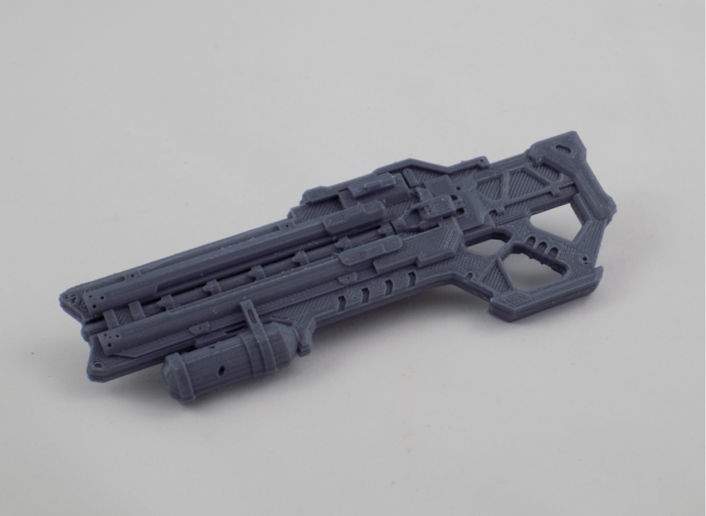Overwatch Soldier 76 rifle 3D printed