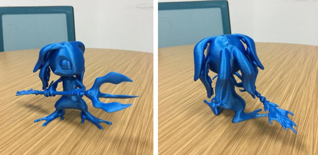 Fizz 3D Model