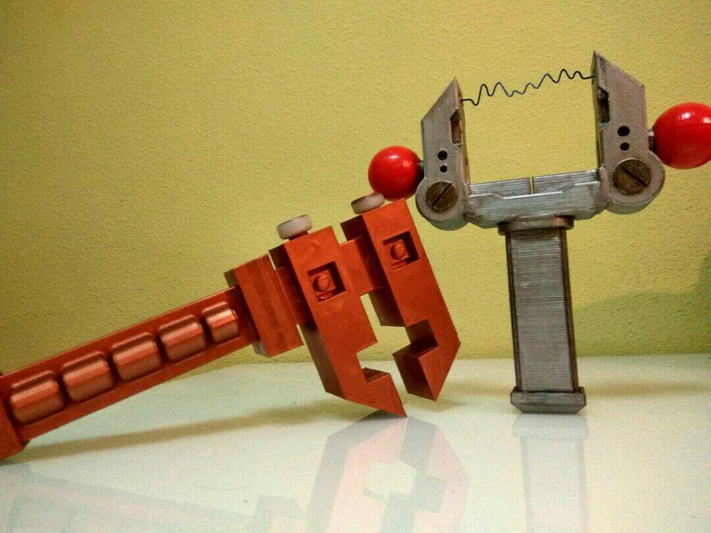 Heimerdinger Wrench