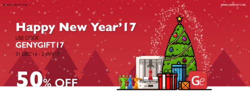 New Year Offer at Gambody – Press Release