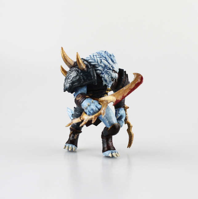 League of Legends 3D model of Rengar
