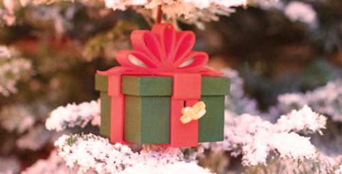12 Christmas-Inspired 3D Models