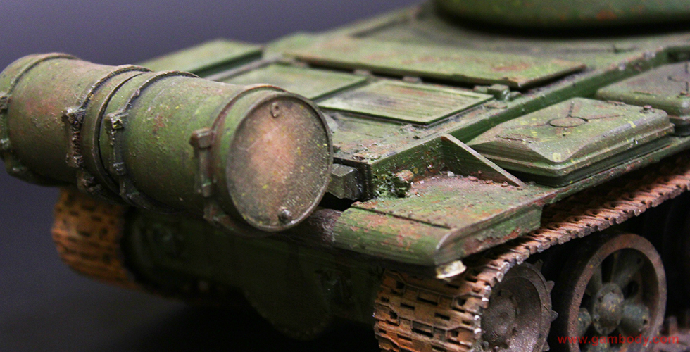 World of Tanks T-62 3d model