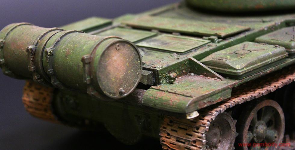 World of Tanks T-62 3d model