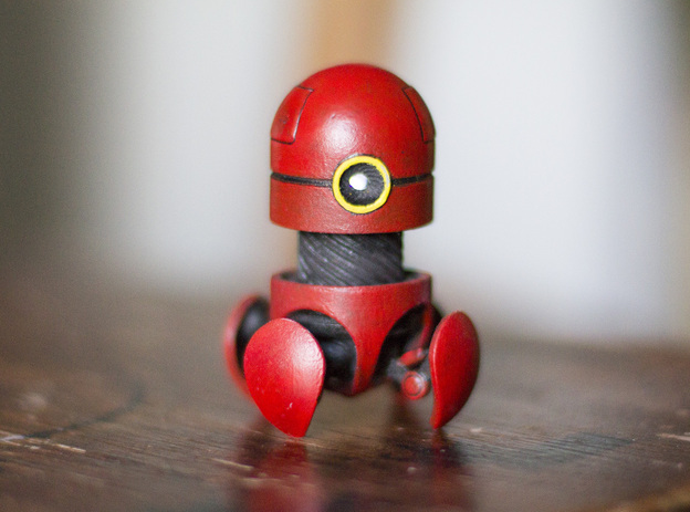 12 Cool 3D Printed Robot Models to Build at Home