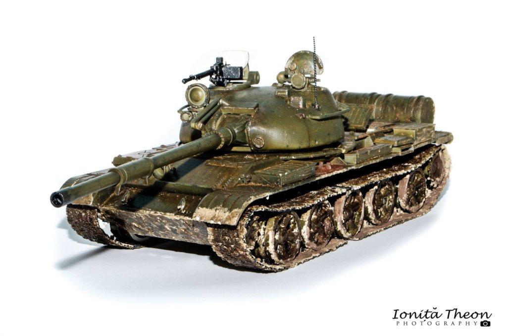 3D Print T-62 Russian Tank