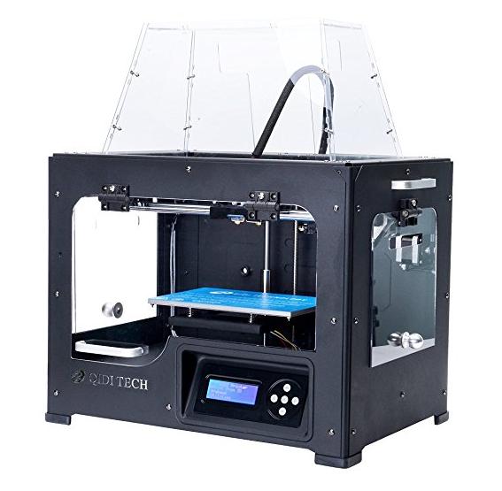QIDI Technology 3DP-QDA16-01 Dual Extruder 3D Printer