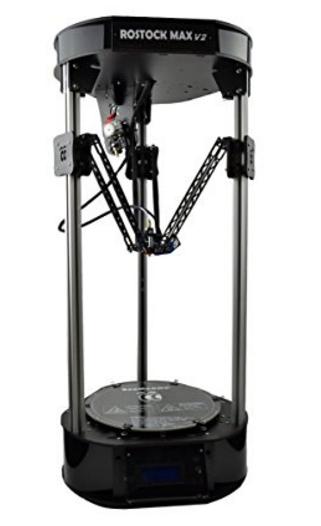 3. Rostock MAX (Assembly Kit) 3D Printer