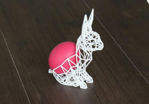 3D printed egg holder
