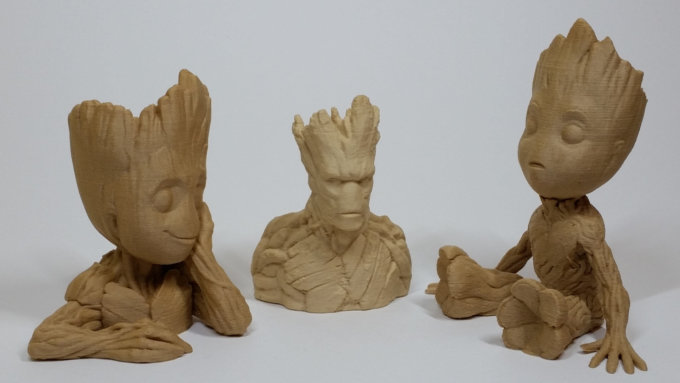 Groot 3d print models to make your day gambody 3d Making models for 3d printing