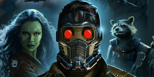 15 Guardians of the Galaxy 3D Printing Models