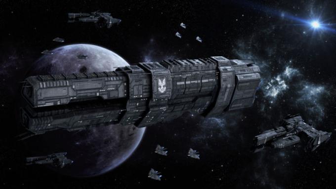 3D Printing Spaceships to Take You Far, Far Away…
