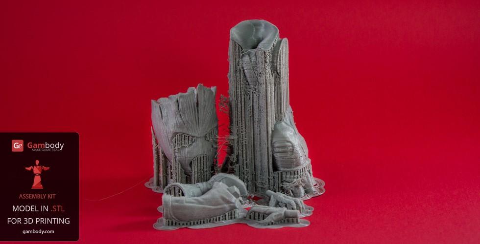 Groot 3D print
