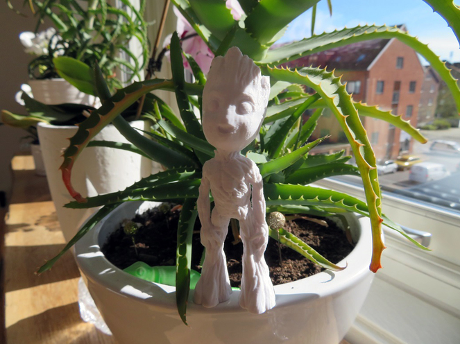 Baby Groot 3D Printing model