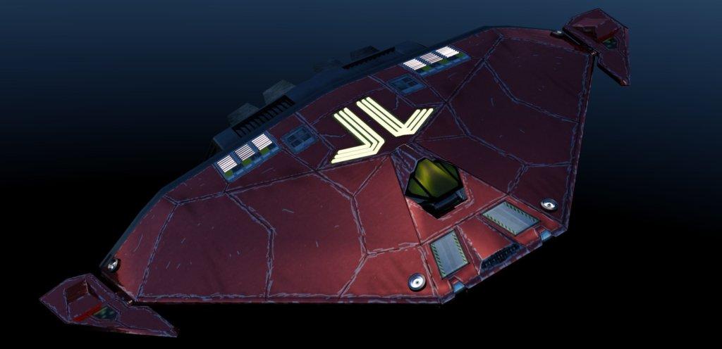 KOB R4 - 3D printing spaceships