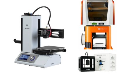 5 Cheapest 3D Printers for Home Use