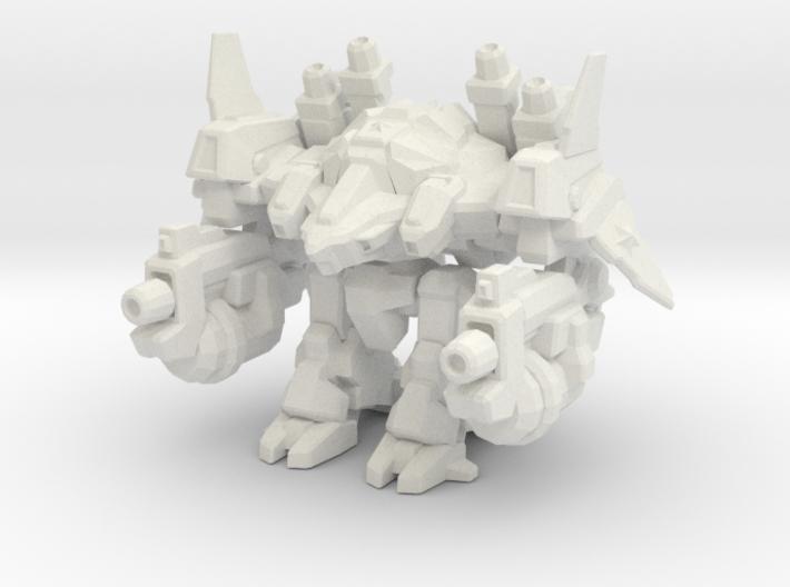 3D printing Starcraft Terran Odin