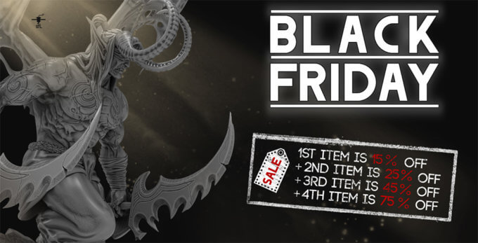 Leave Your Black Friday Frenzy on Us