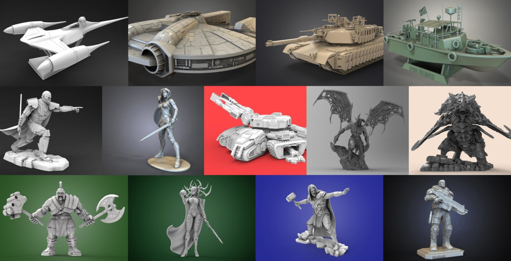 3D Printing Miniatures Pick of the Month