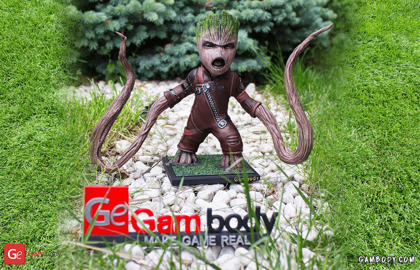 Groot 3D Printing Figurine Photo 3